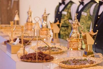 خدمة شاي وقهوة كويتيات
