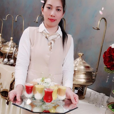 خدمة فلبينيات شاي وقهوه